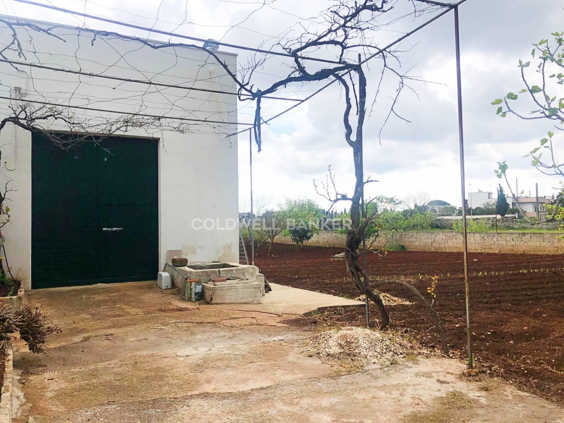 Terreno Agricolo in vendita a Spongano, 9999 locali, prezzo € 80.000   CambioCasa.it