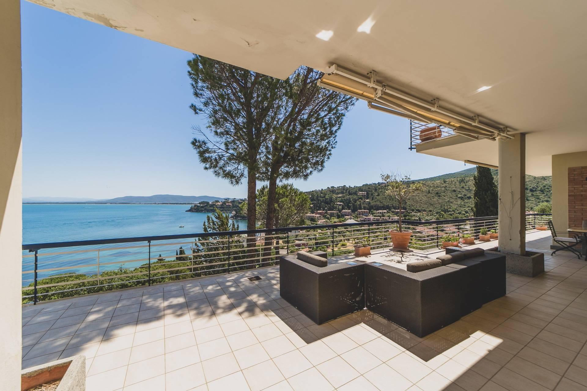 Appartamento in vendita a Monte Argentario, 9 locali, zona Località: Pozzarello, prezzo € 1.100.000 | PortaleAgenzieImmobiliari.it