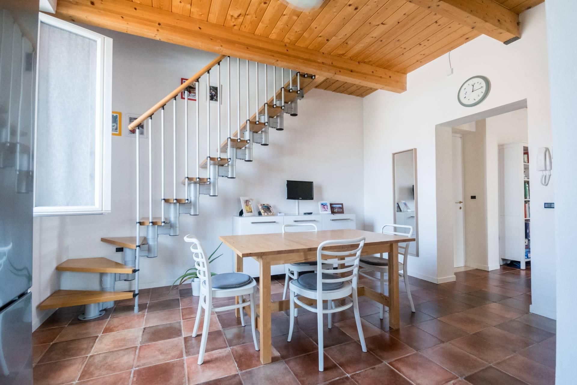 Appartamento in vendita a Pesaro, 3 locali, zona Zona: Loreto, prezzo € 210.000   CambioCasa.it