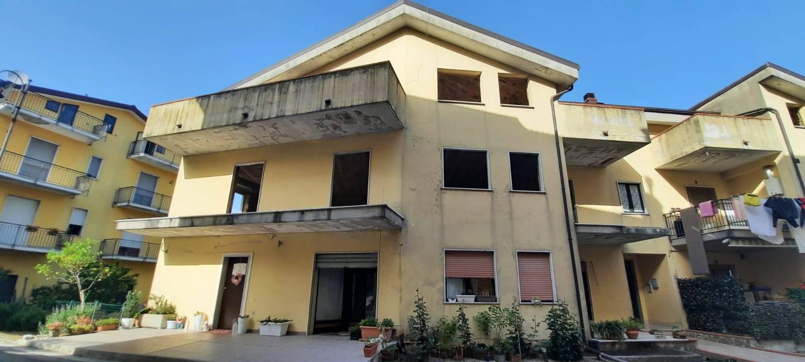 Attico / Mansarda in vendita a Caselle in Pittari, 4 locali, prezzo € 60.000   PortaleAgenzieImmobiliari.it