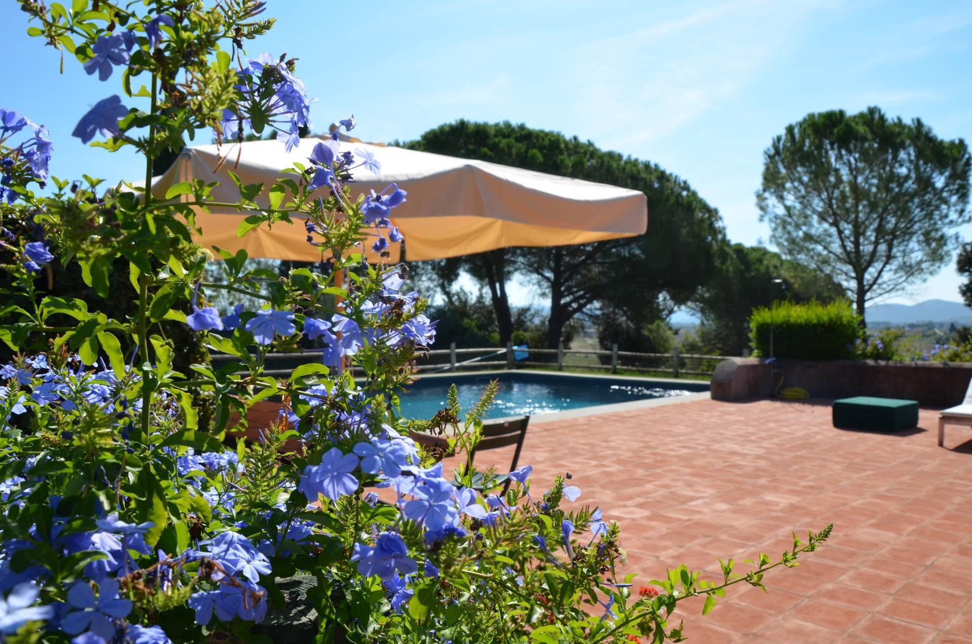 Villa in affitto a Magliano in Toscana, 18 locali, prezzo € 3.000 | CambioCasa.it
