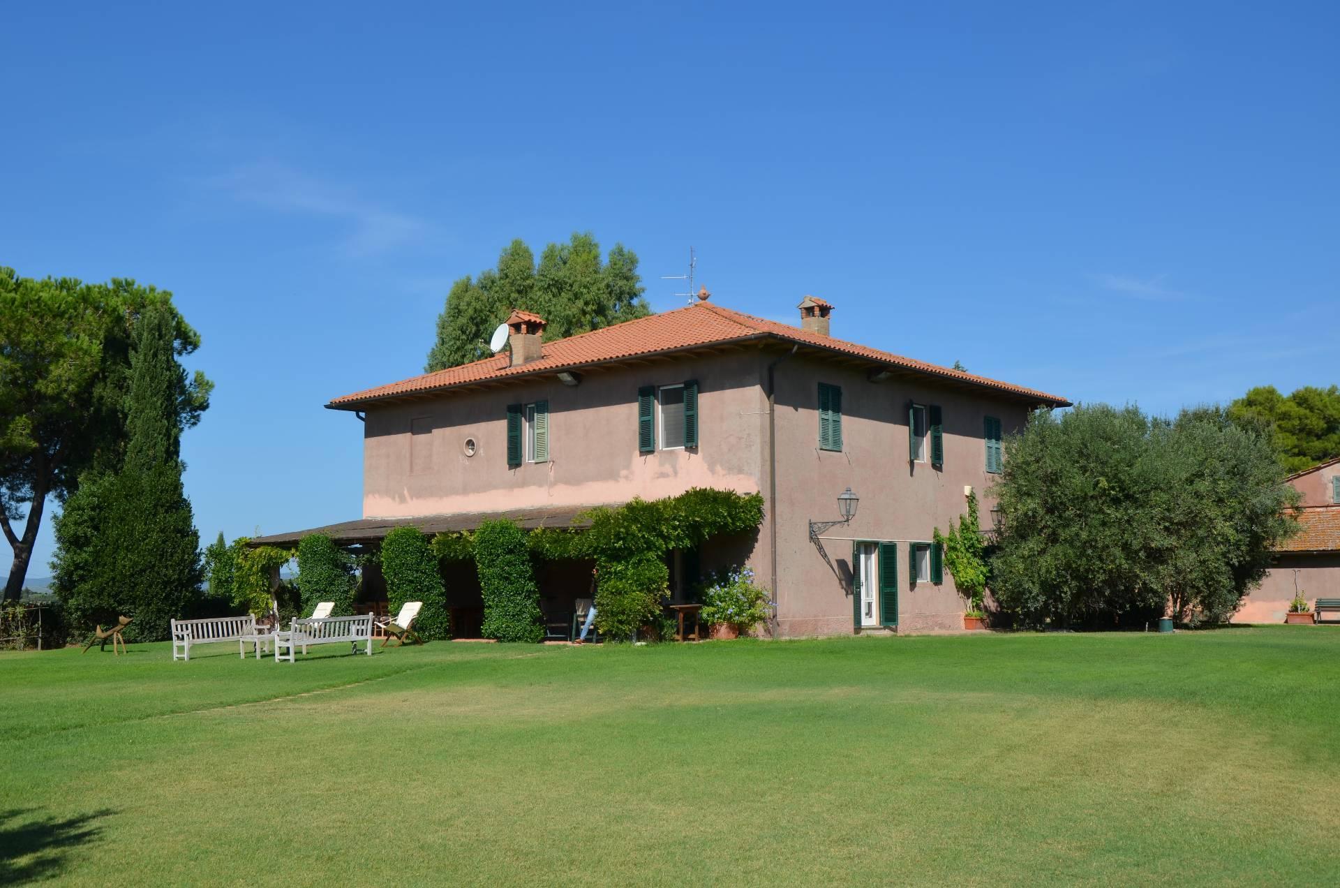 A Magliano in Toscana Villa  in Affitto