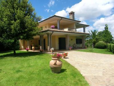 Vai alla scheda: Villa singola Vendita - Viterbo (VT) | S.Barbara - Capretta - MLS CBI006-194/18