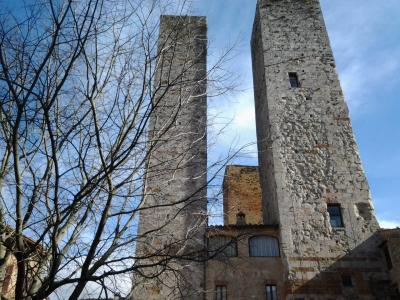 Vai alla scheda: Appartamento Vendita - San Gimignano (SI) - MLS CBI050-30082