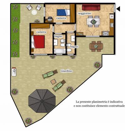 Vai alla scheda: Appartamento Vendita - Tarquinia (VT) | Top 16 - MLS CBI018-92-V001862