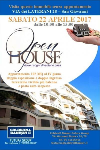 Vai alla scheda: Appartamento Vendita - Roma (RM) | S.Giovanni - MLS CBI047-201-51341