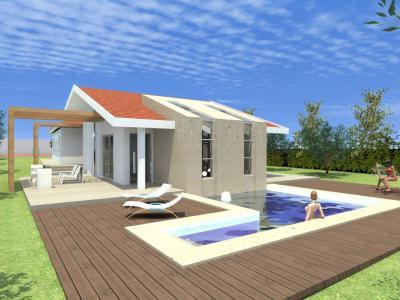Details: Villa Sale - Formello (RM)   La Selviata - MLS CBI075-28719