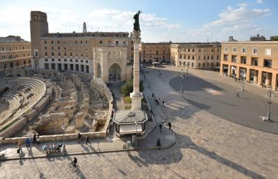 Vai alla scheda: Attico Vendita - Lecce (LE) | Centro storico - MLS CBI069-541-LE504