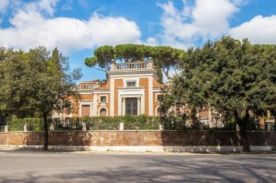 Villa storica in Vendita a Roma