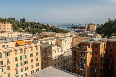 Vai alla scheda: Appartamento Affitto - Genova (GE)   S. Teodoro - MLS CBI054-18-18