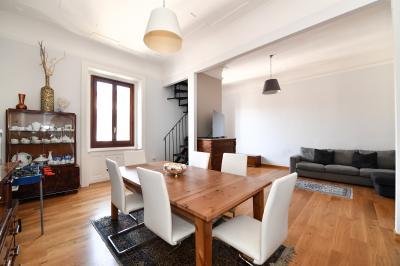 Vai alla scheda: Appartamento Vendita - Roma (RM) | Pinciano - MLS CBI070-Via Nizza