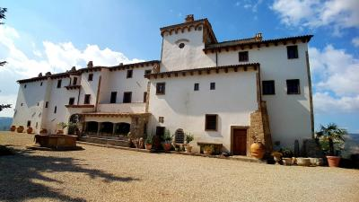 Vai alla scheda: Castello Vendita - Civitella d'Agliano (VT) - MLS CBI075-MANIERO