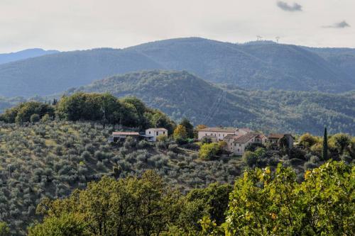 Vai alla scheda: Casa Semindipendente Vendita - Montefranco (TR) - MLS CBI057-316-porzione di casale con  giardino privato