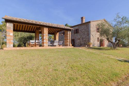 Villa in Vendita a San Casciano dei Bagni