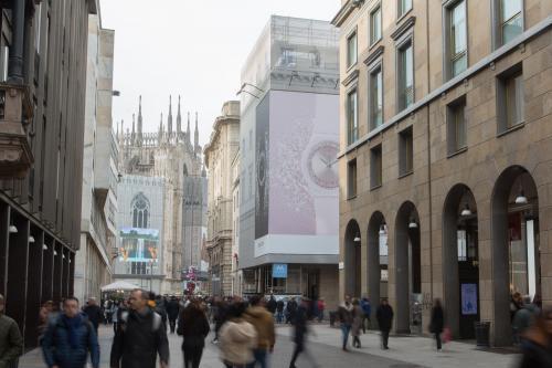 Vai alla scheda: Negozio Affitto - Milano (MI) | Duomo / S.Babila - MLS CBI084-1015-Negozio 725mq DUOMO