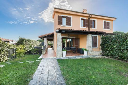 Details: House or cottage Rent - Fiumicino (RM) | Fregene - MLS CBI072-568-EX1299