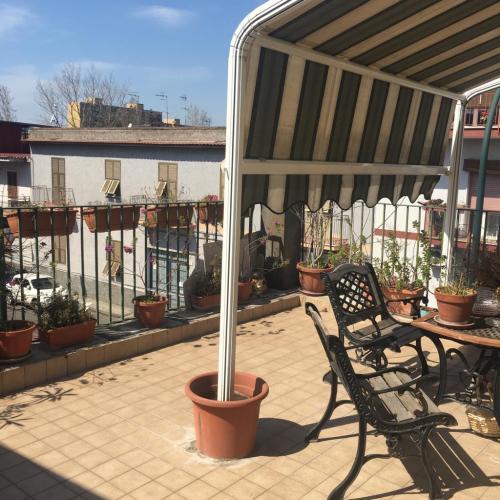 Vai alla scheda: Appartamento Vendita - Napoli (NA) | Ponticelli - MLS CBI091-949-Appartamento  con terrazzo