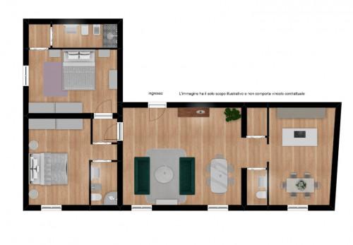 Vai alla scheda: Appartamento Vendita - Viterbo (VT) | Centro - MLS CBI006-11-Sim2