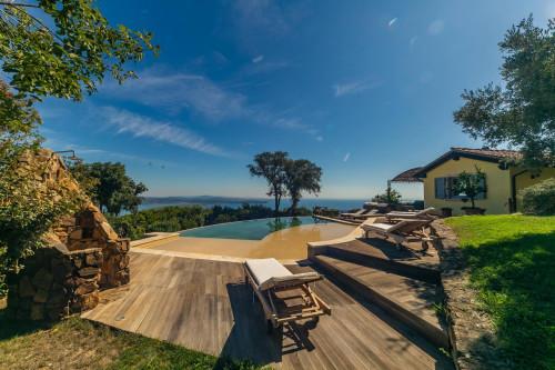 Vai alla scheda: Villa Vendita - Monte Argentario (GR) | Porto Ercole - MLS -CBI008-573-V231