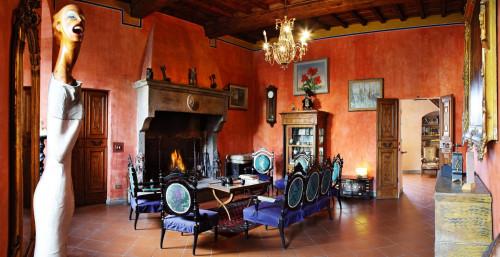 Vai alla scheda: Castello Vendita - Gaiole in Chianti (SI) - MLS -CBI115-1260-1
