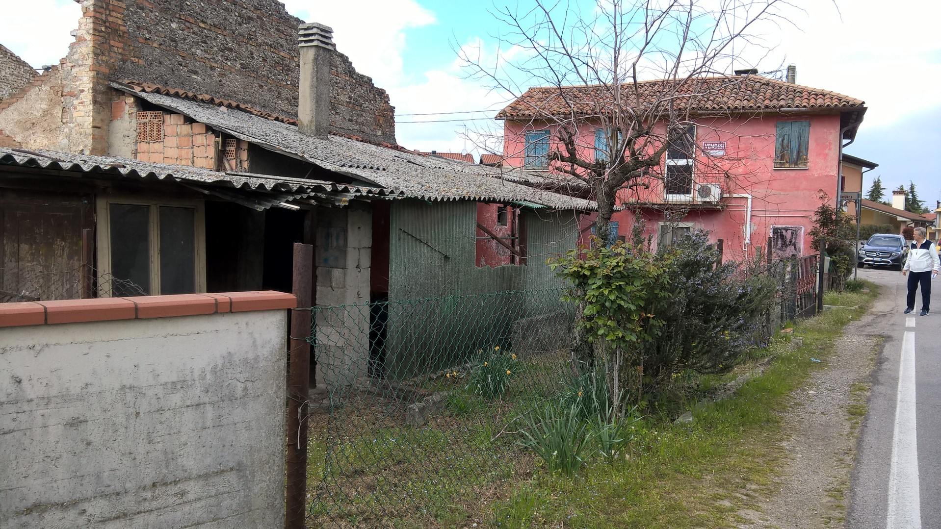Rustico casale in vendita a paese cod i eb330 for Rustico paese francese