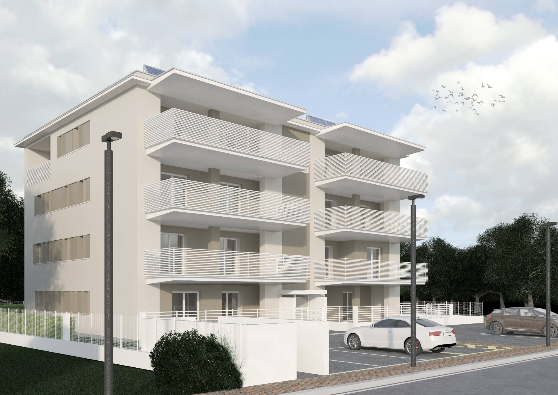 Appartamento in Vendita a Mogliano Veneto - Cod. I/EA316-3