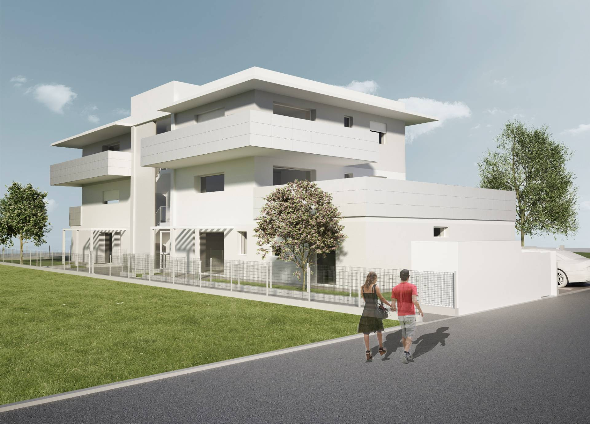 Appartamento in Vendita a Marcon - Cod. I/EA340-2