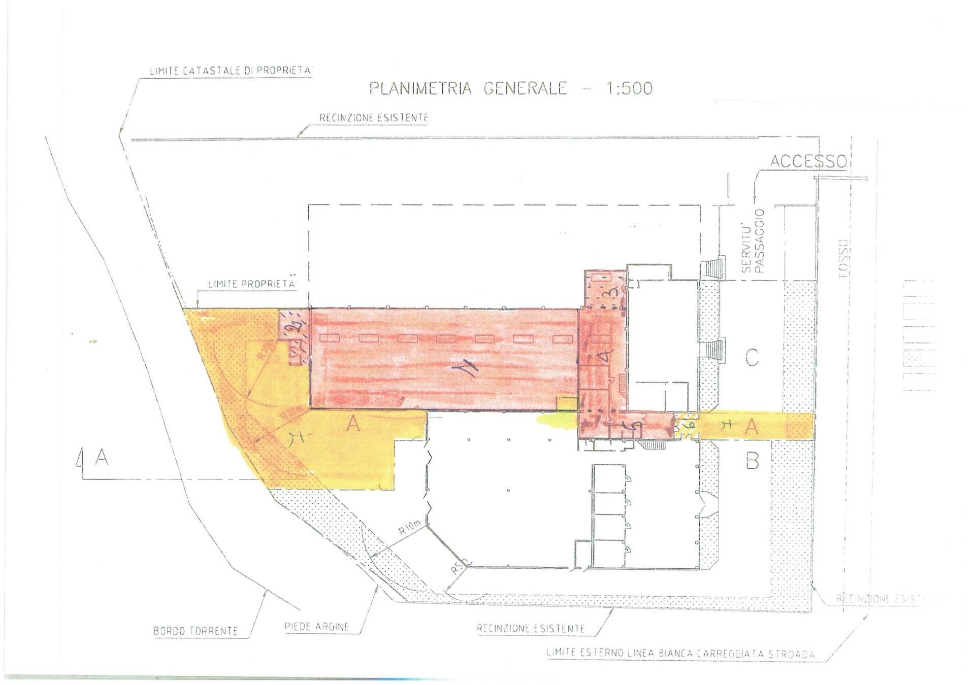 Ufficio caerano san marco in vendita waa2 for Capannone di 300 metri quadrati