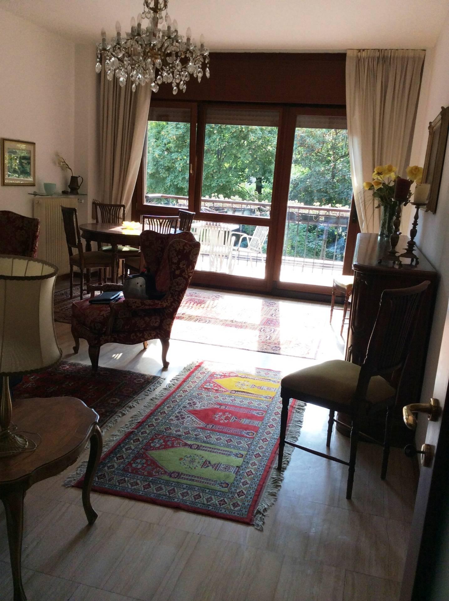 vendita appartamento treviso fuori mura  180000 euro  7 locali  125 mq