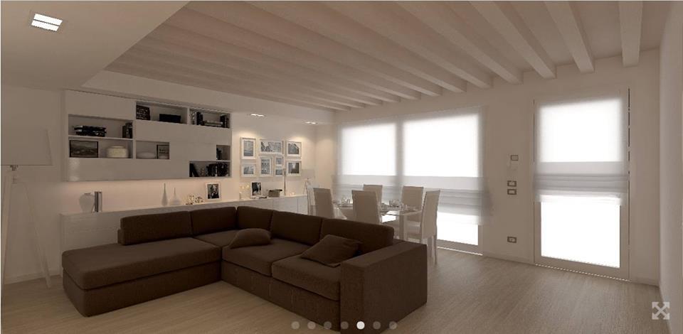 Villa Bifamiliare in vendita a Povegliano, 8 locali, prezzo € 325.000 | CambioCasa.it