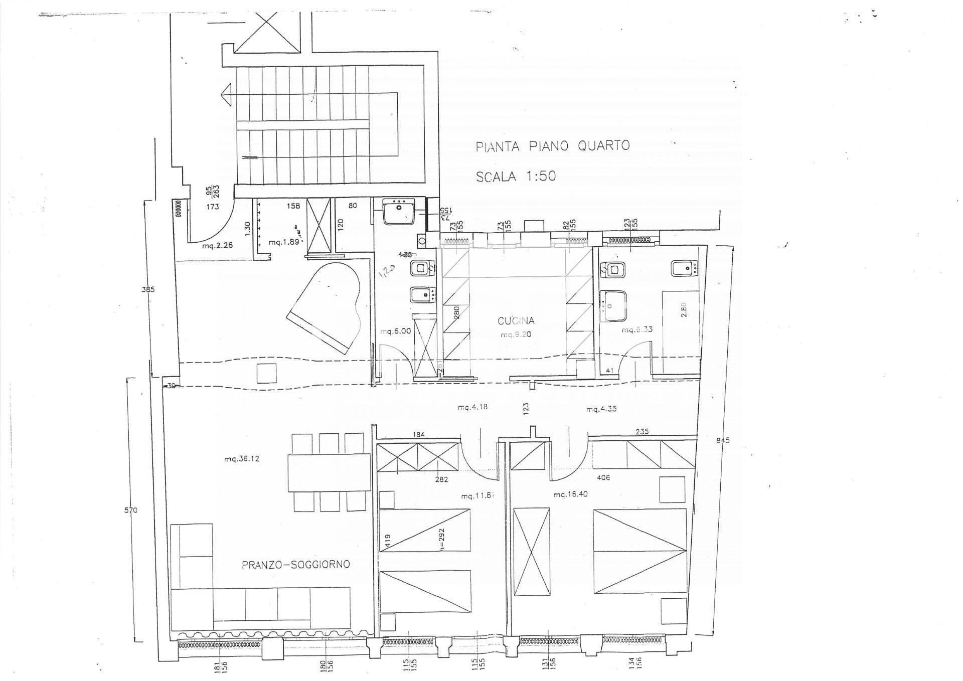 Appartamento in affitto a Treviso, 4 locali, zona Località: Centrostorico, prezzo € 1.000 | CambioCasa.it