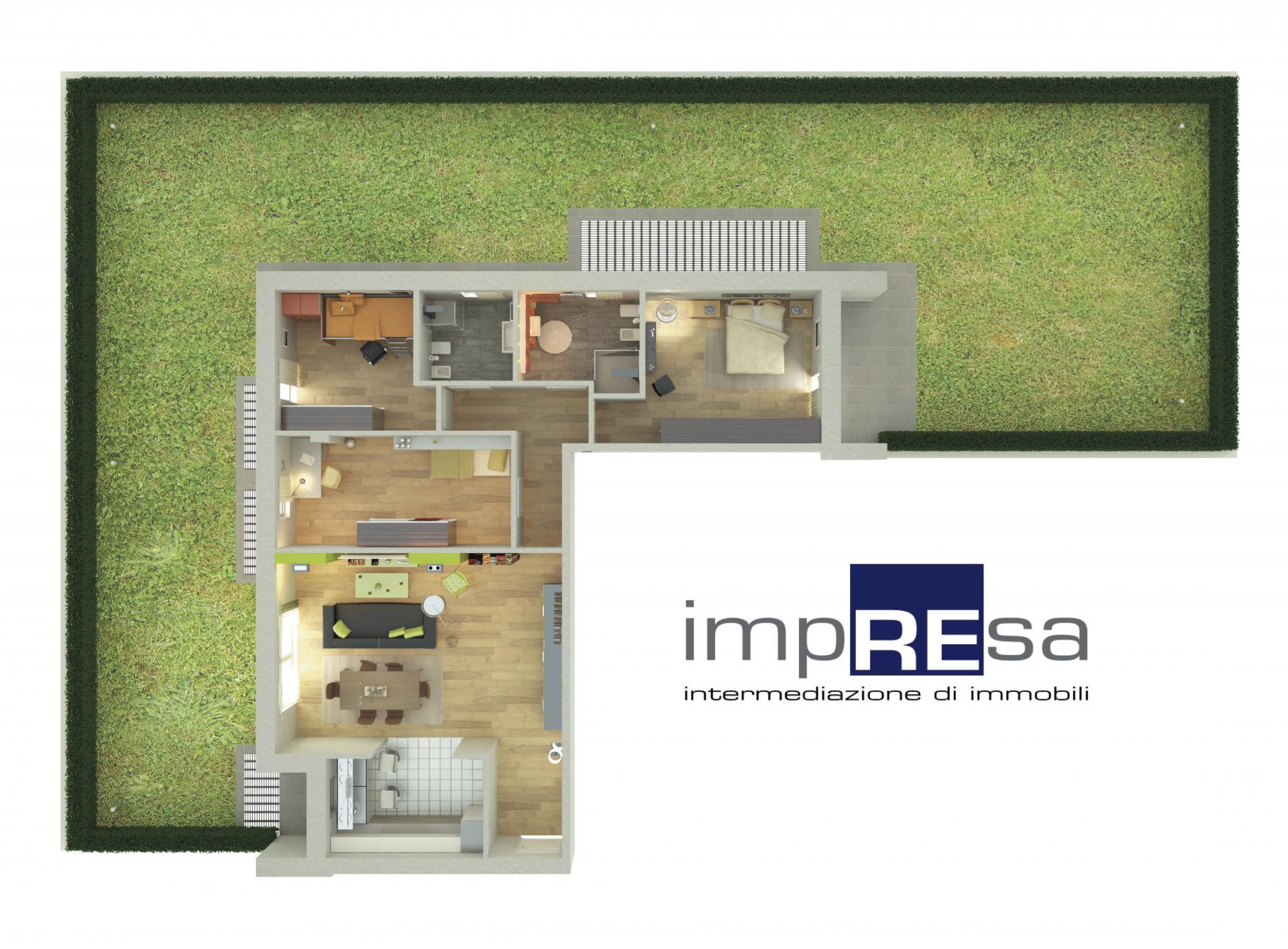 Appartamento in vendita a Preganziol, 7 locali, Trattative riservate   PortaleAgenzieImmobiliari.it