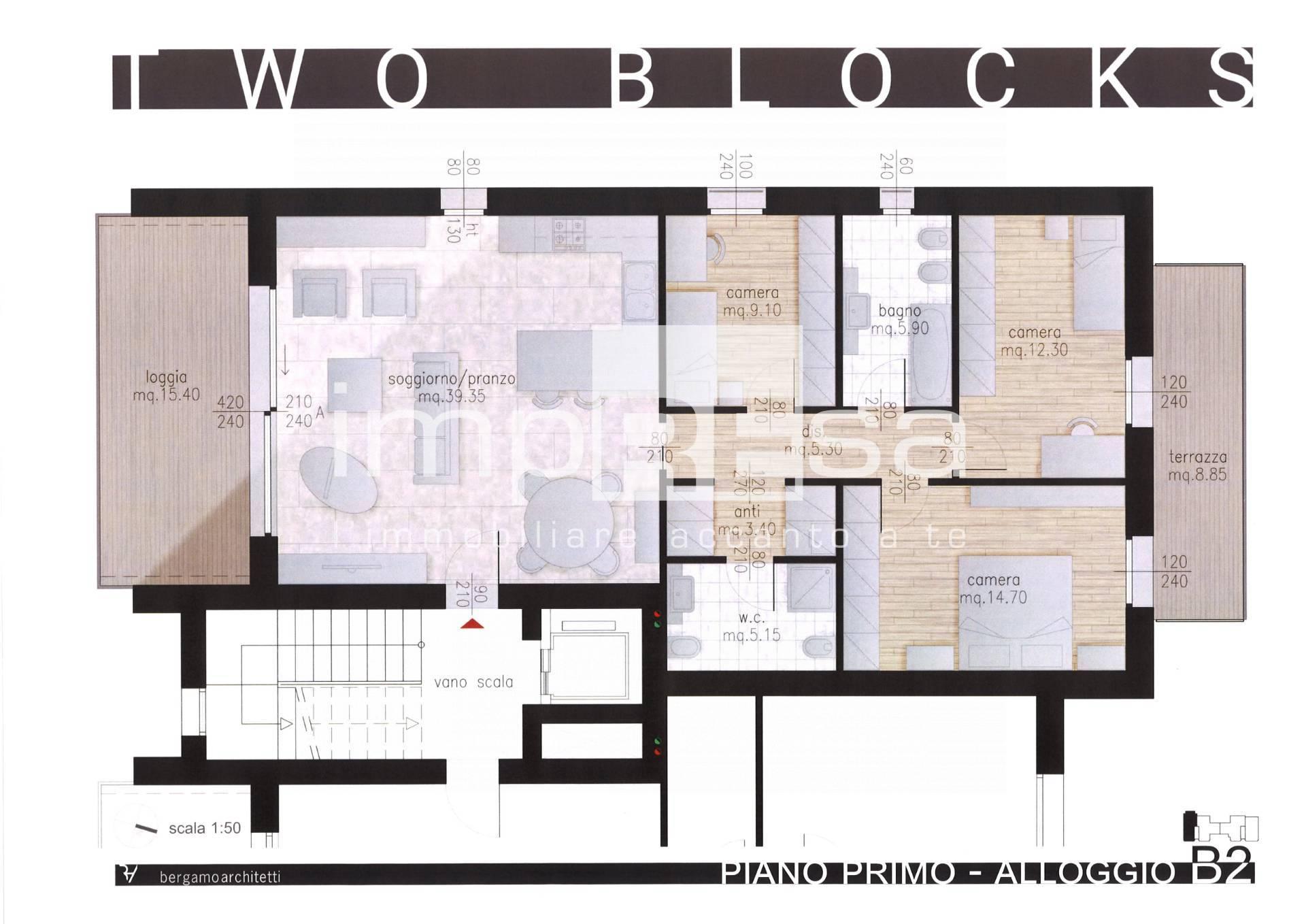 Appartamento in vendita a Marcon, 5 locali, prezzo € 280.000 | PortaleAgenzieImmobiliari.it
