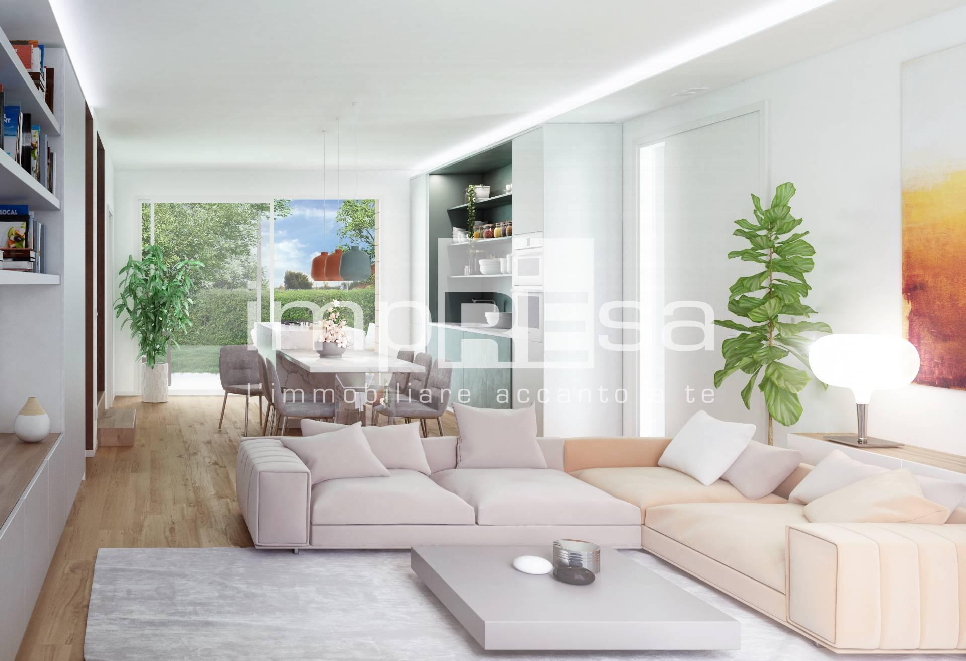 Appartamento in vendita a Silea, 6 locali, zona Località: S.Elena, prezzo € 248.000 | PortaleAgenzieImmobiliari.it