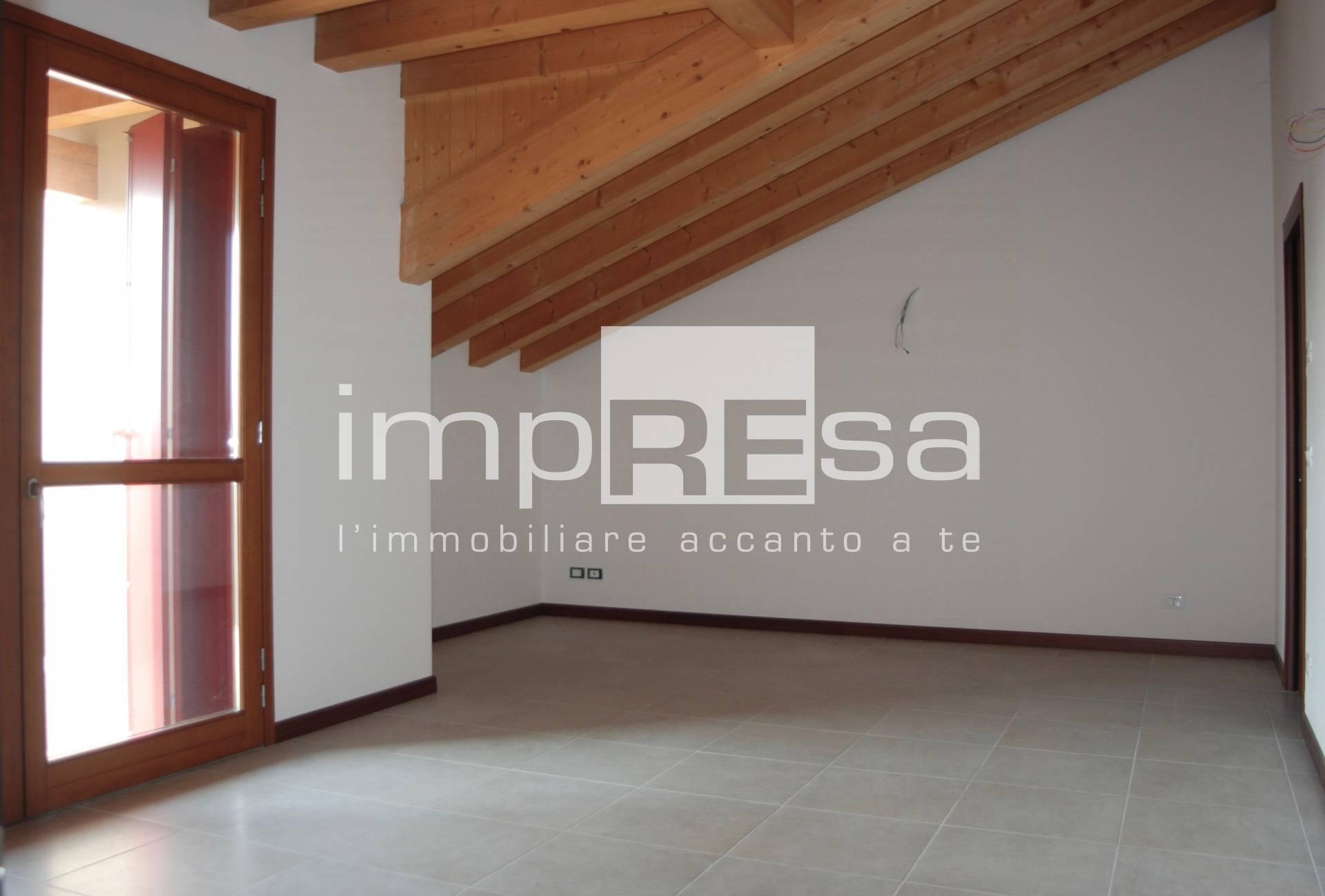 Attico / Mansarda in vendita a Treviso, 7 locali, zona Località: S.Pelajo, prezzo € 255.000   PortaleAgenzieImmobiliari.it