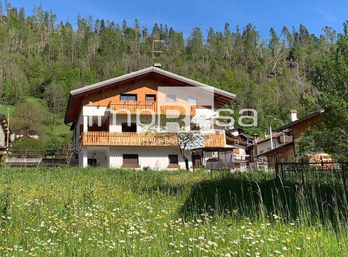 Appartamento in vendita a Rivamonte Agordino, 5 locali, prezzo € 115.000 | CambioCasa.it