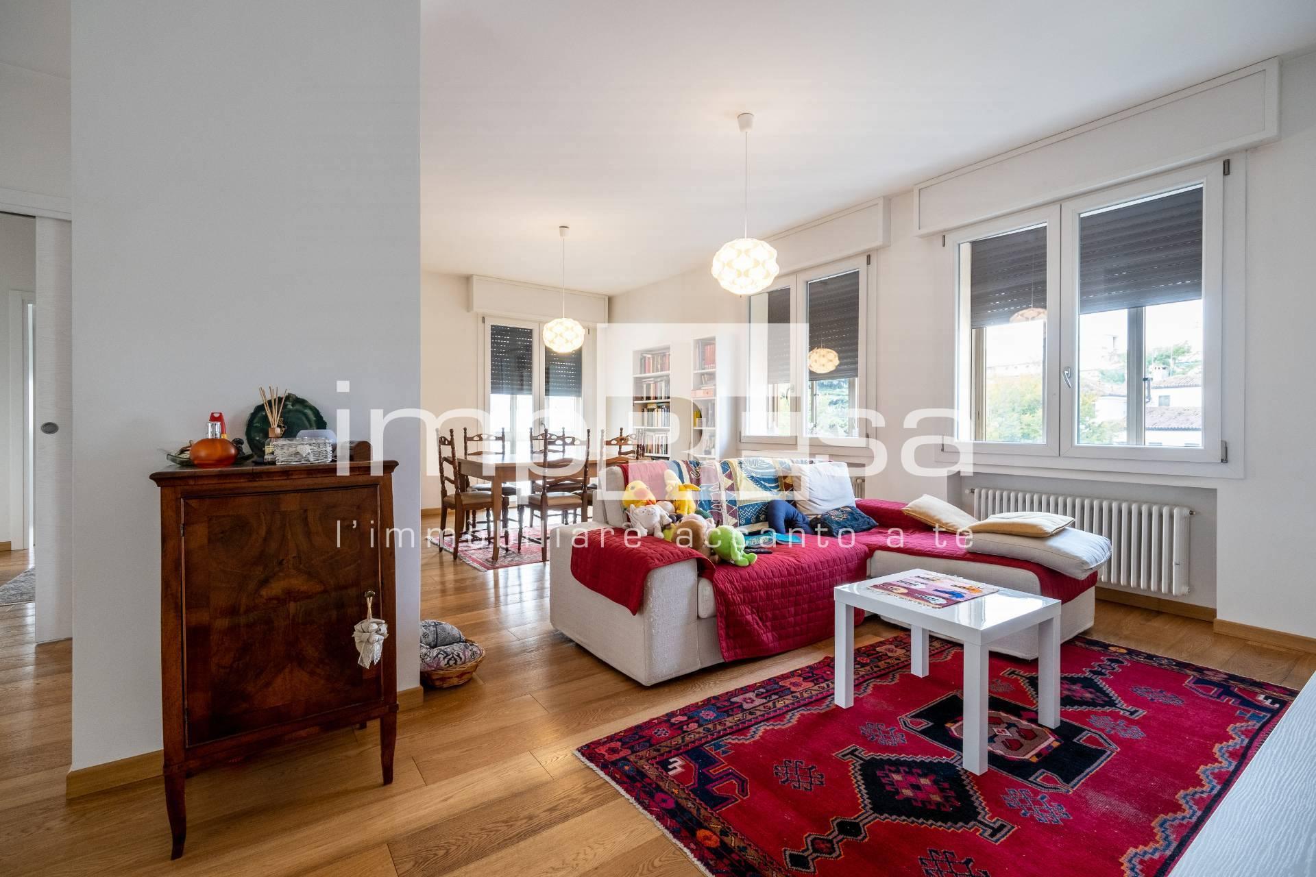 Appartamento in vendita a Treviso, 5 locali, zona Località: FuoriMura, prezzo € 280.000   PortaleAgenzieImmobiliari.it