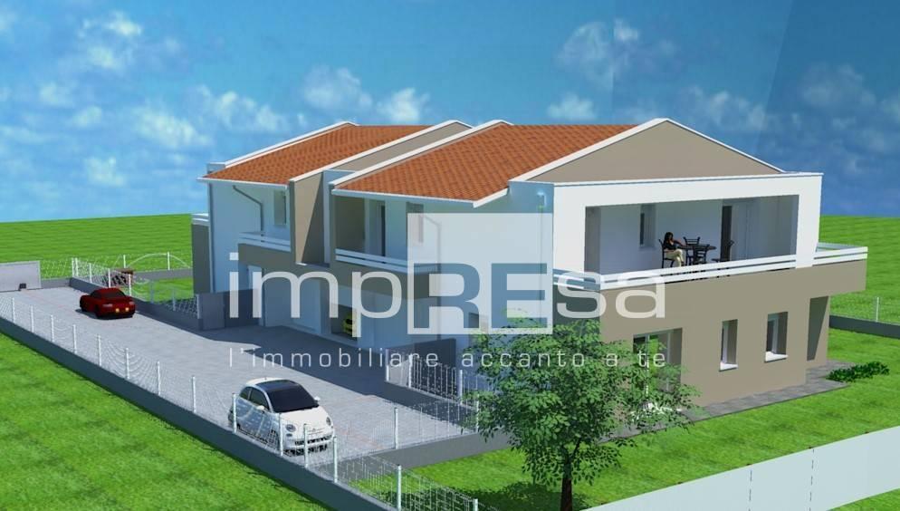 Appartamento in vendita a Scorzè, 4 locali, zona Zona: Peseggia, prezzo € 250.000 | CambioCasa.it