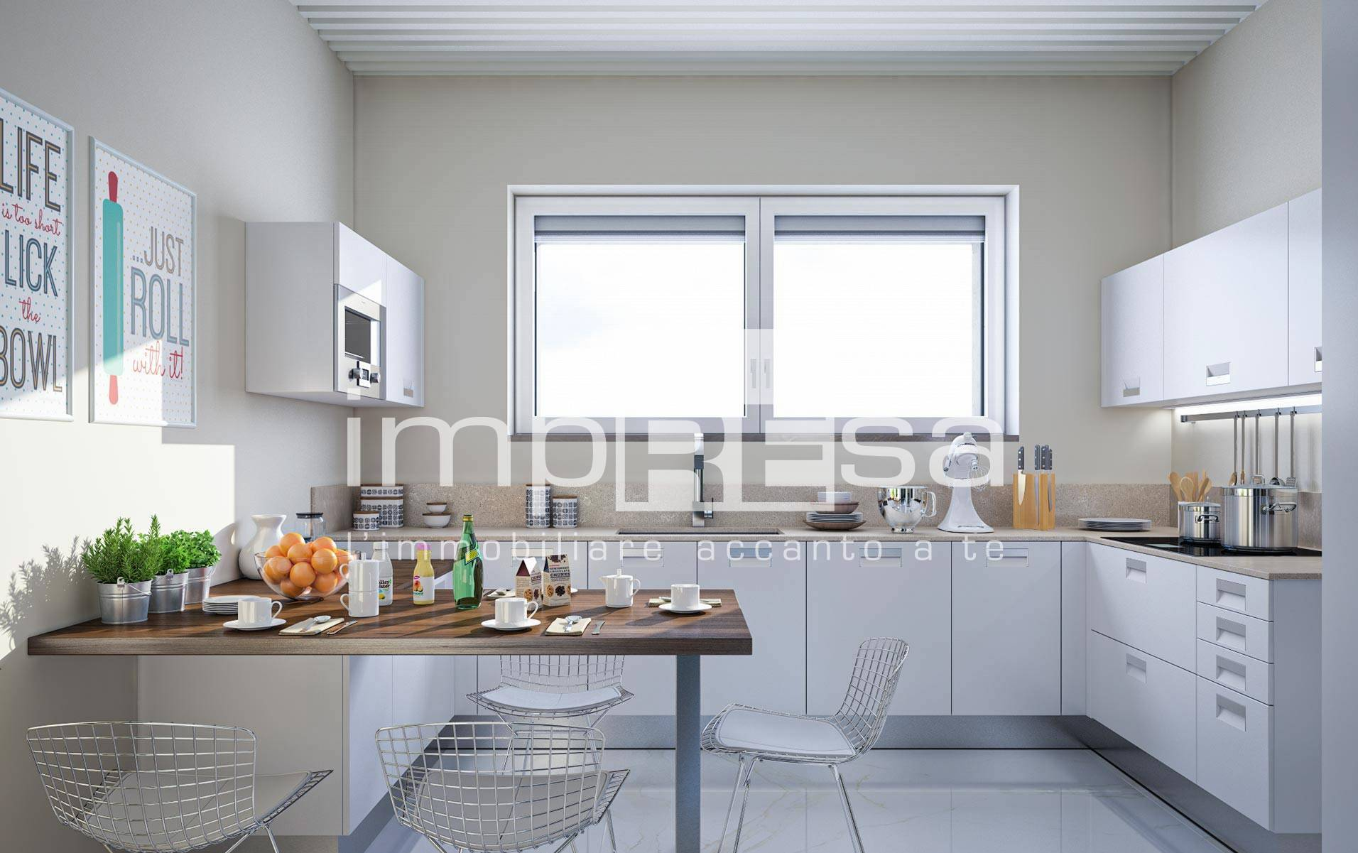 Appartamento in vendita a Salgareda, 6 locali, zona Zona: Campodipietra, prezzo € 90.000 | CambioCasa.it