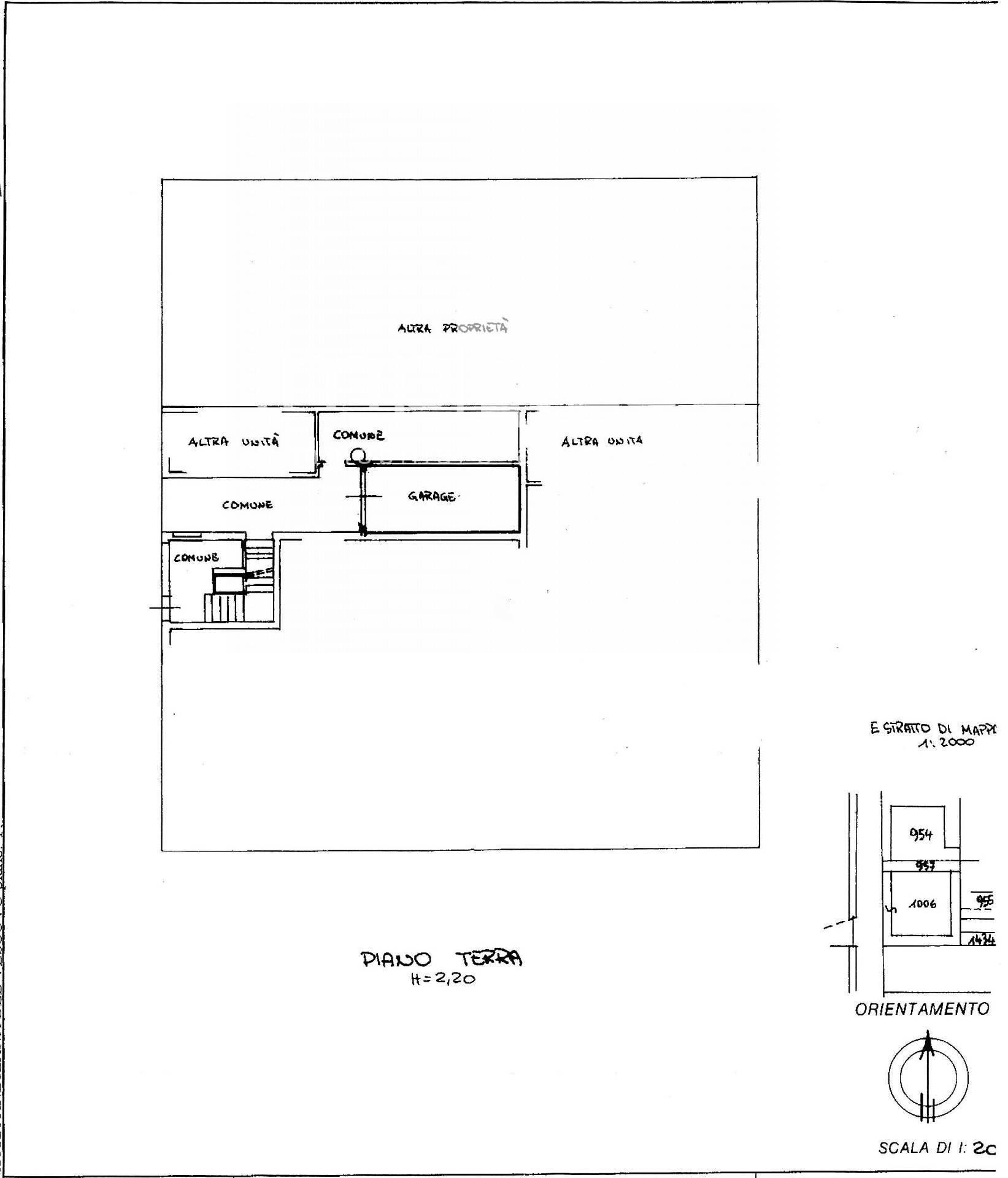 Box / Garage in vendita a Treviso, 1 locali, zona Zona: Stadio, prezzo € 35.000 | CambioCasa.it