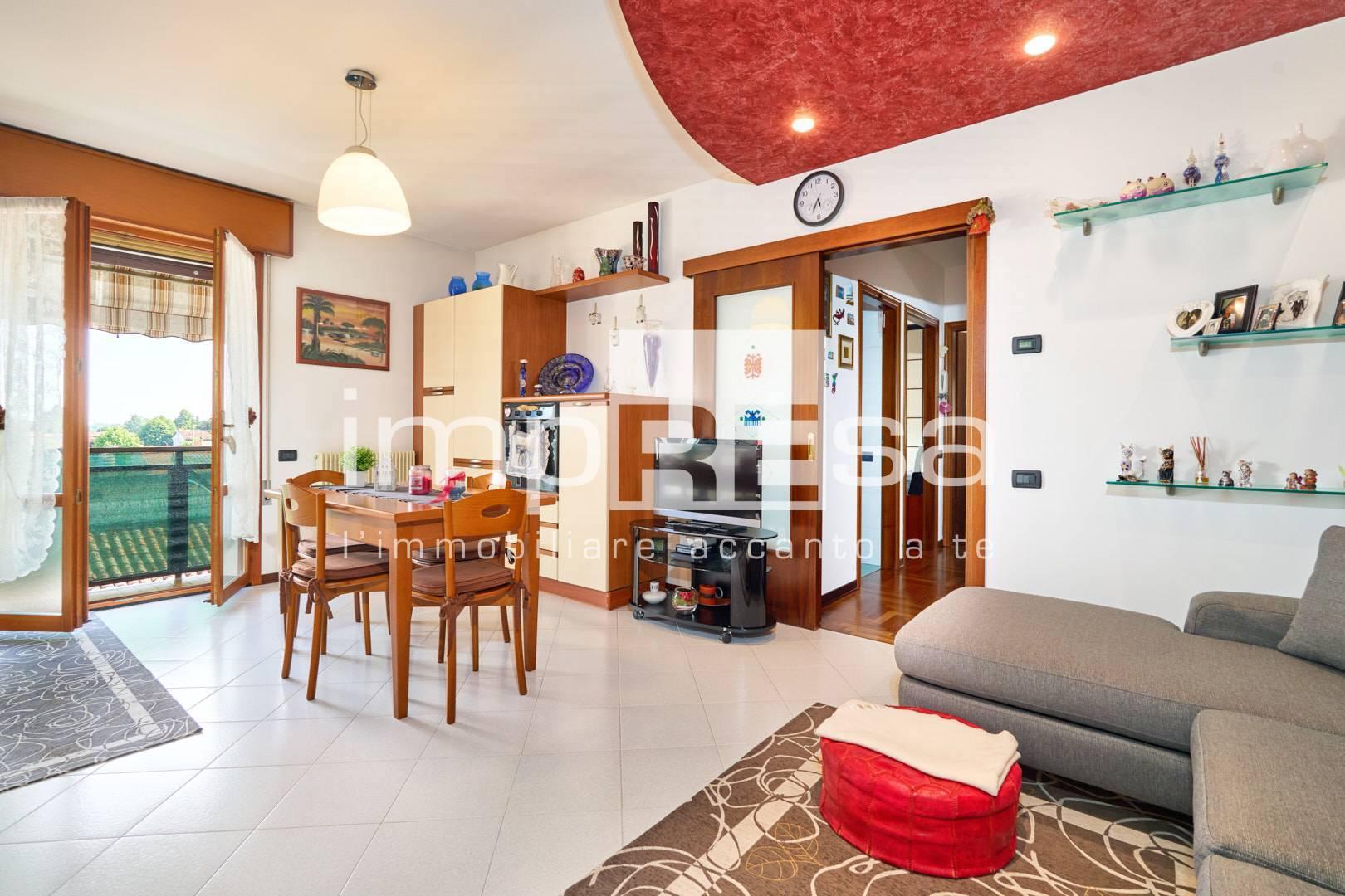Appartamento in vendita a Salzano, 3 locali, prezzo € 112.000 | PortaleAgenzieImmobiliari.it