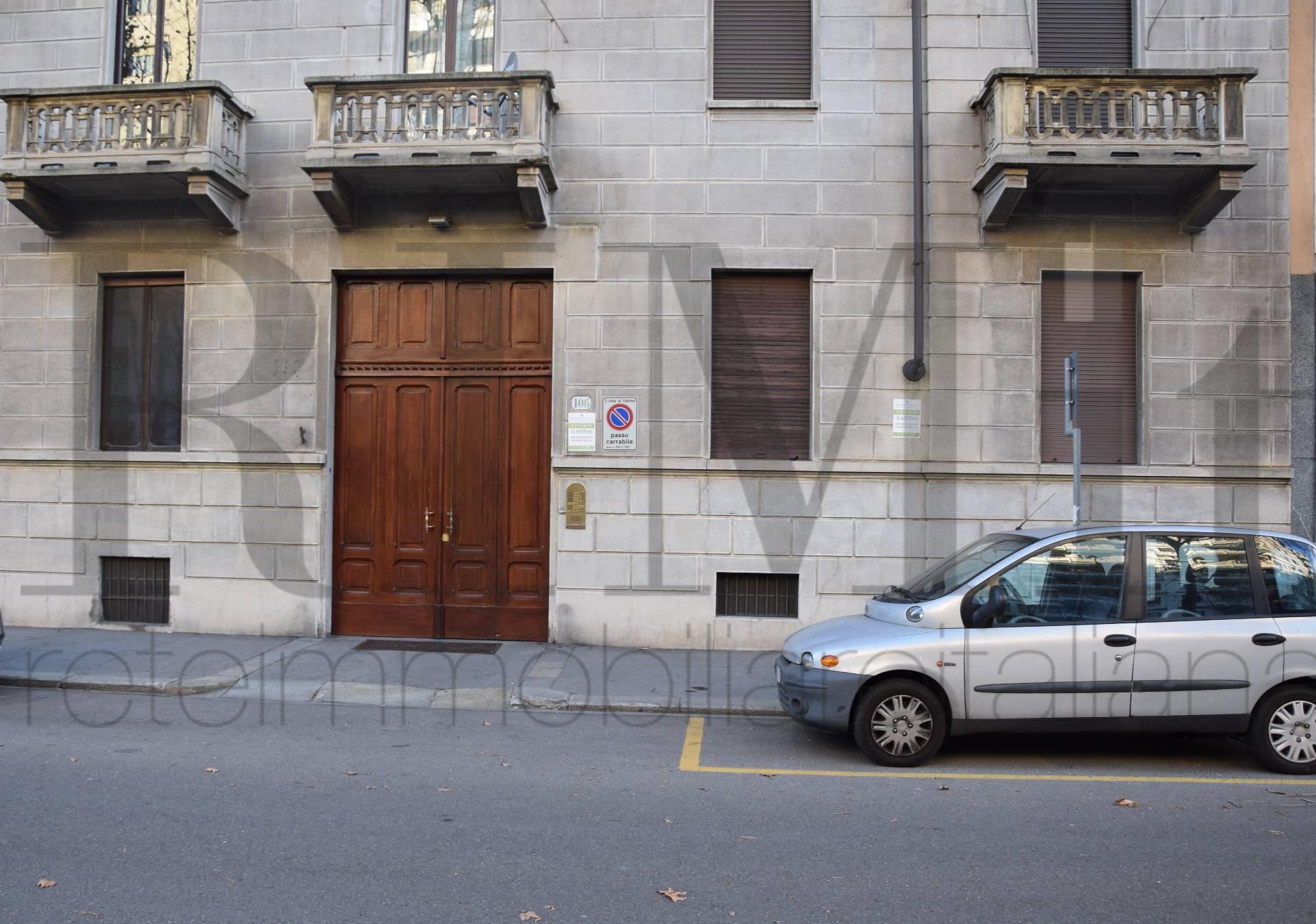 Toasd13039 v ufficio in affitto a torino crocetta for Affitto bilocale arredato torino crocetta
