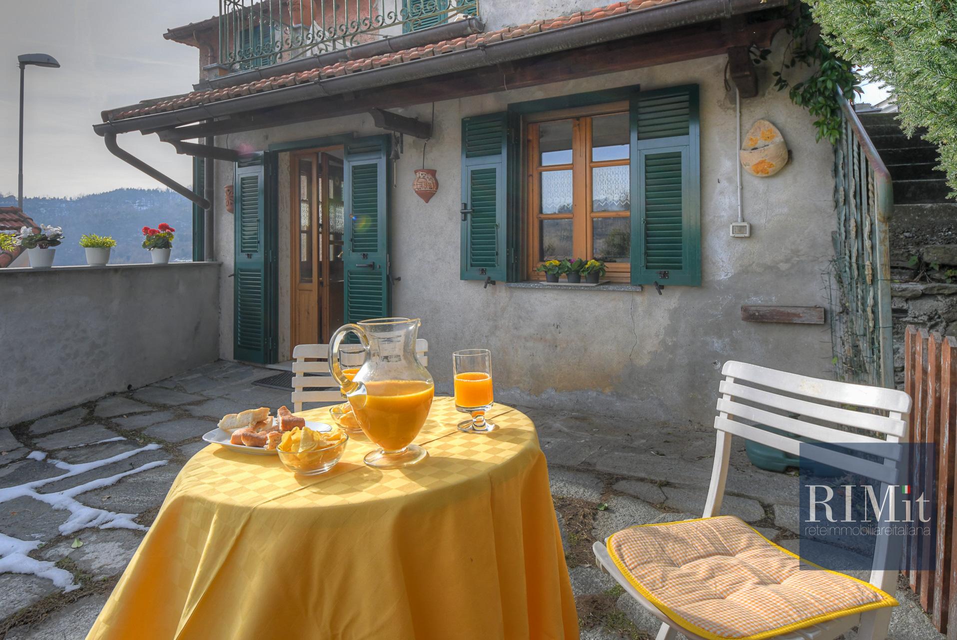 Villa a Schiera in affitto a Stella, 3 locali, prezzo € 430   PortaleAgenzieImmobiliari.it