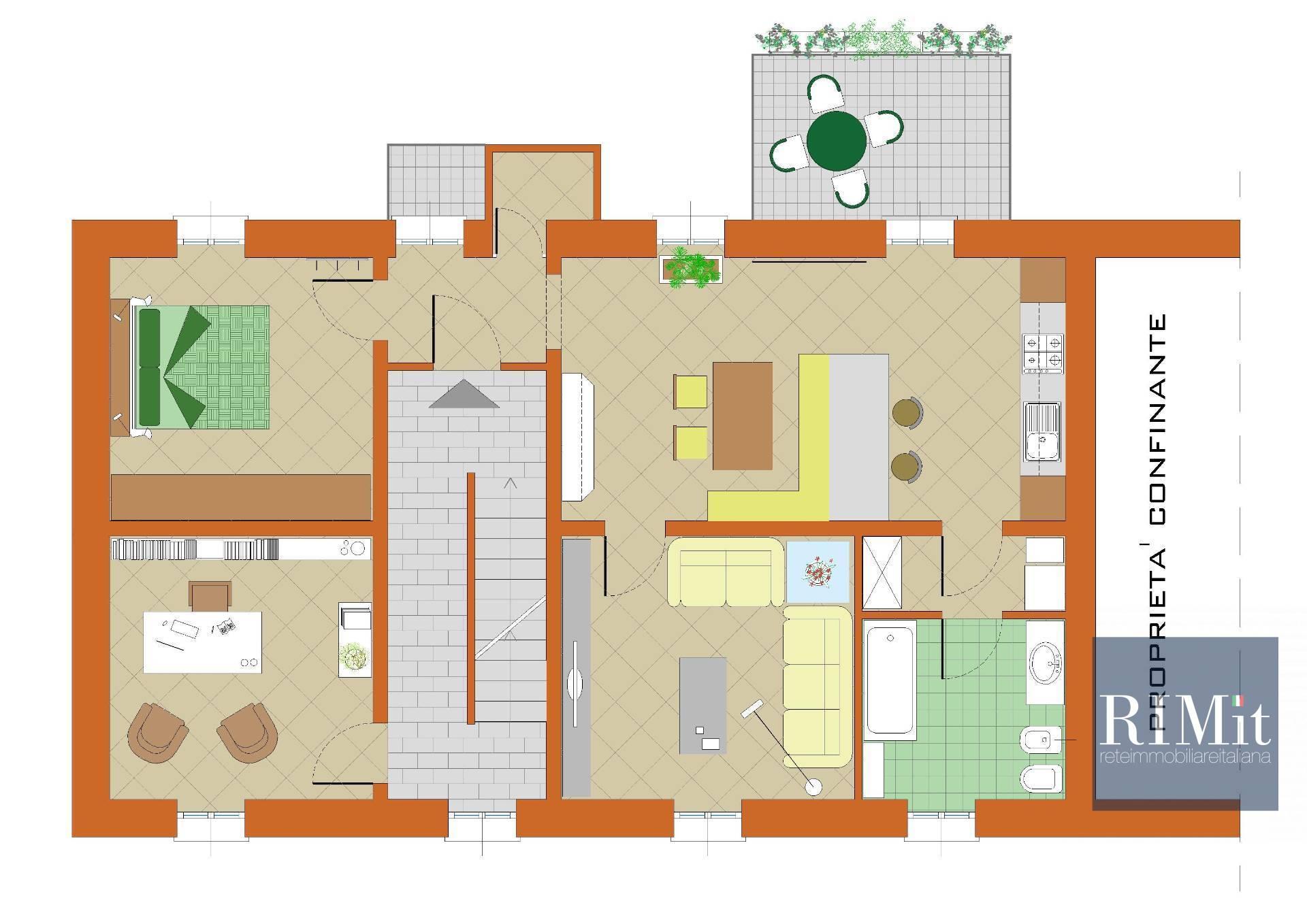 Appartamento in vendita a Sassello, 4 locali, zona Località: Badani, prezzo € 75.000 | PortaleAgenzieImmobiliari.it