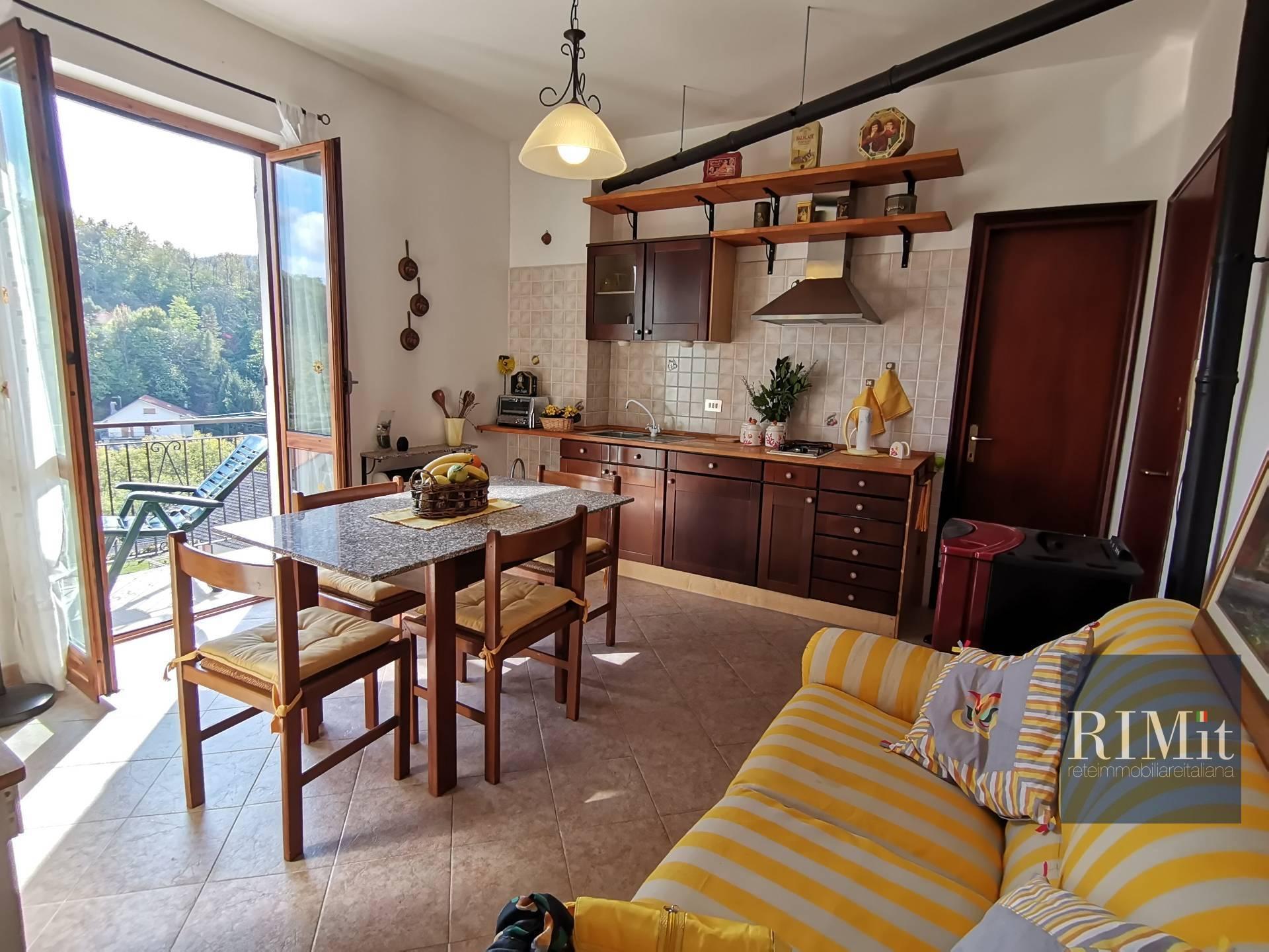 Appartamento in vendita a Giusvalla, 2 locali, prezzo € 40.000 | CambioCasa.it