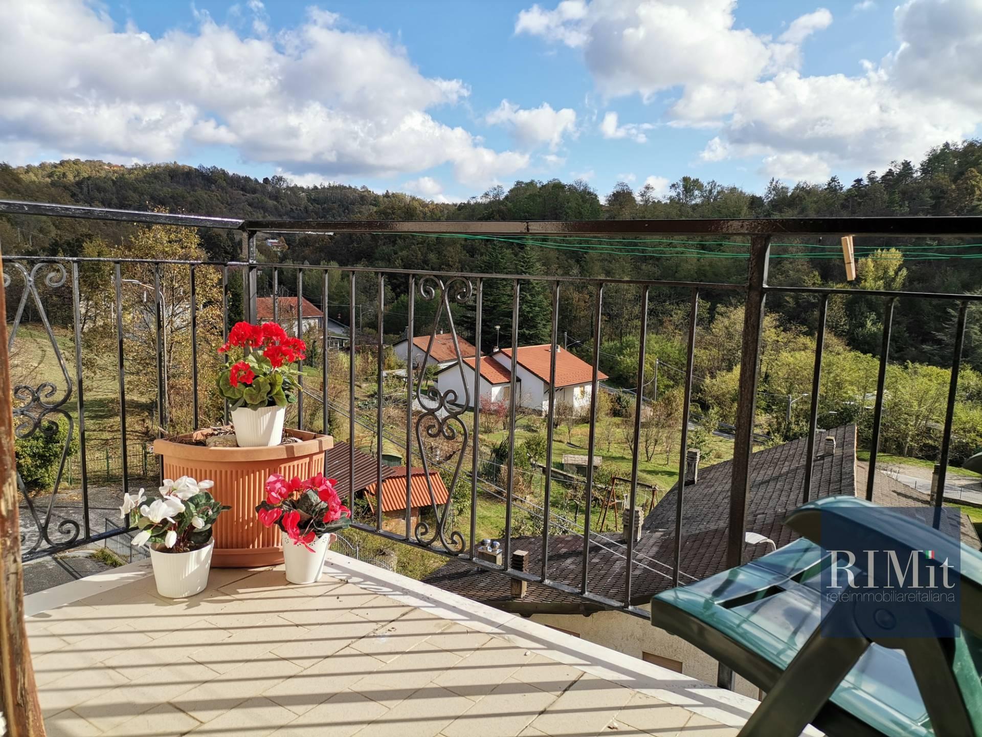 Appartamento in affitto a Giusvalla, 2 locali, prezzo € 280 | CambioCasa.it