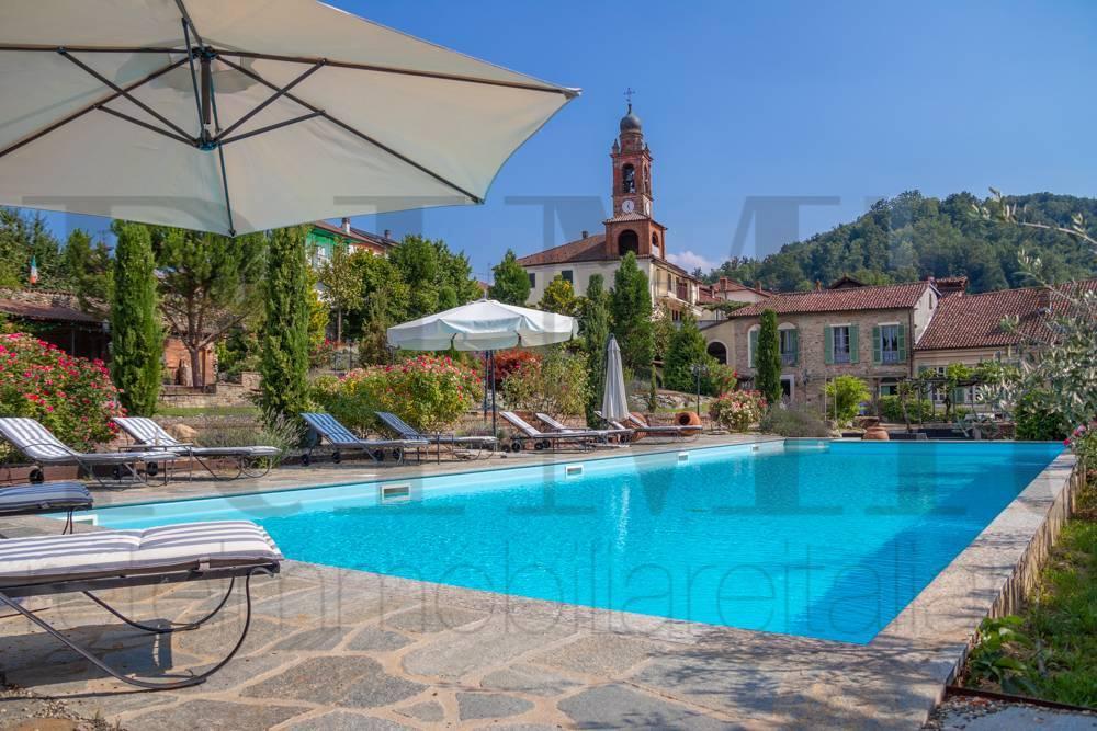 Villa in vendita a Grognardo, 22 locali, prezzo € 1.650.000 | CambioCasa.it
