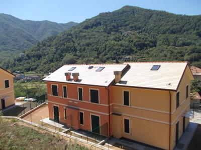 Vai alla scheda: Villetta bifamiliare Vendita - San Colombano Certenoli (GE) | Calvari - Codice LVA26