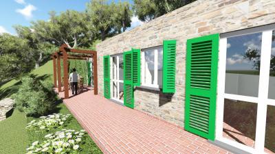 Terreno con progetto approvato in Vendita a Moneglia
