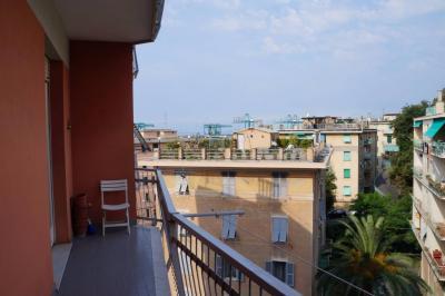Vai alla scheda: Appartamento Vendita - Genova (GE) | Pegli - Codice GEF258